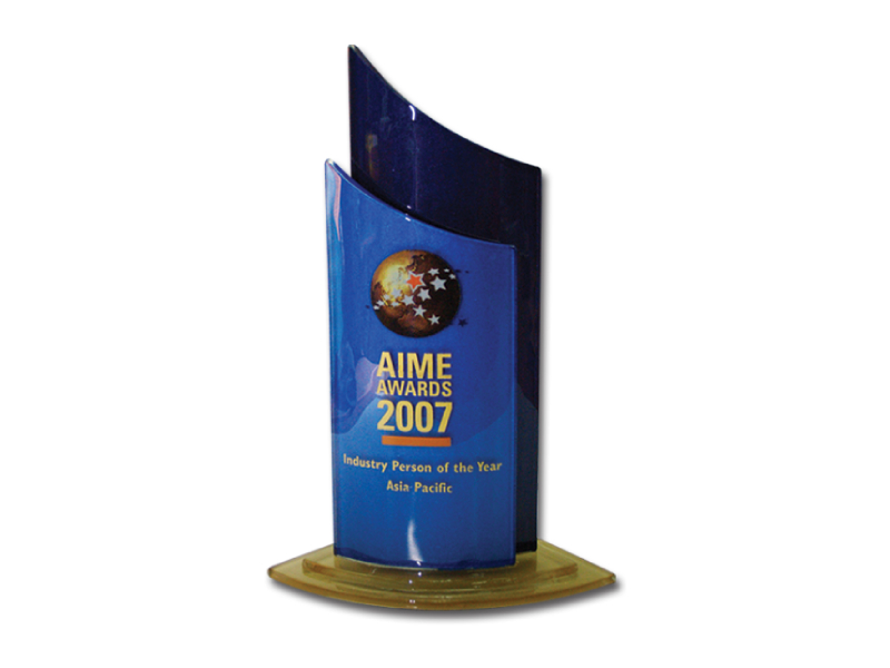 AIME Industry Person, 2007