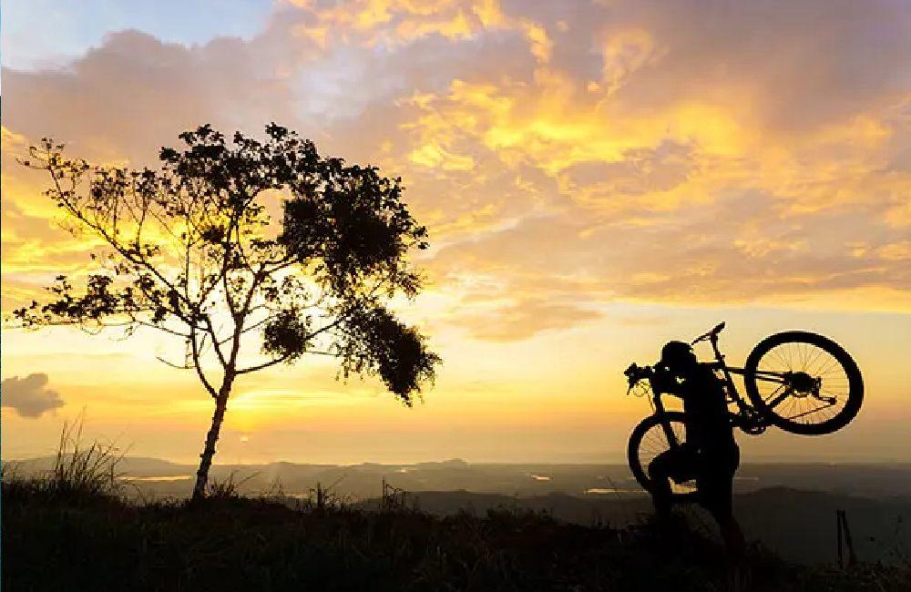 Modern Malaysia Cycling