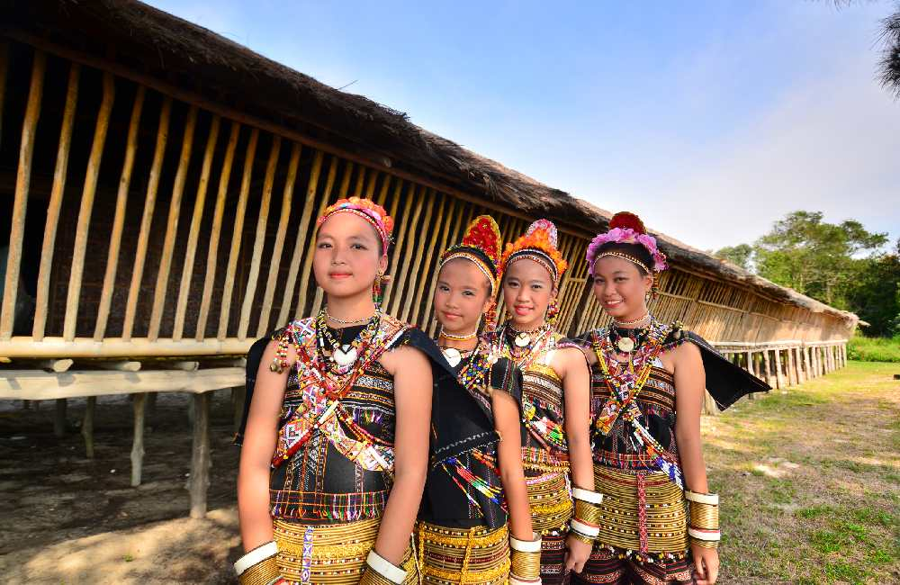 Splendours of Borneo